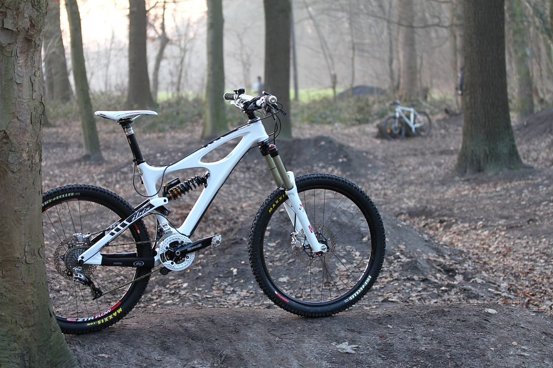 Your Bikes Your Ibis Jorg S Ibis Mojo Hd Built By Go Cycle