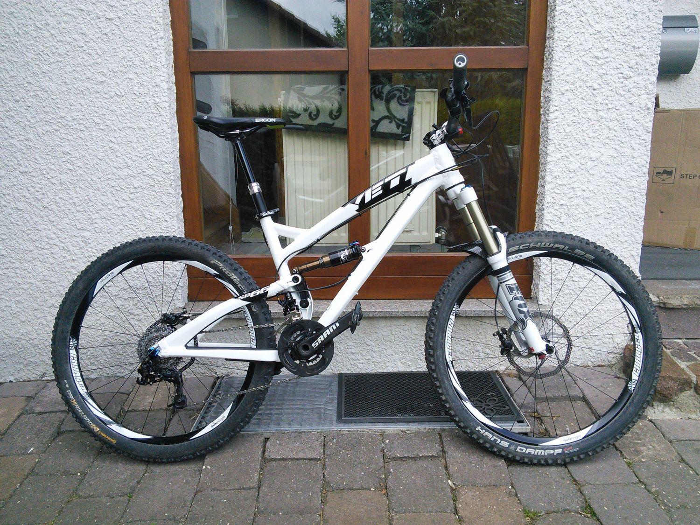 YOUR BIKES, // YOUR YETI, David\'s YETI SB-66 > frame by GO CYCLE ...