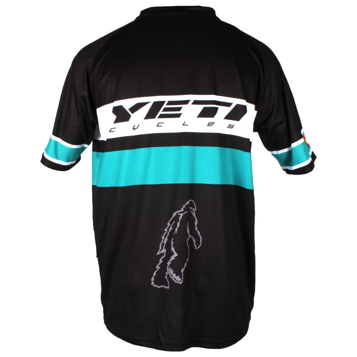 Yeti Dunton Jersey maillot blanco o negro negro negro XS-XXL & gt Go cycle Shop a608af